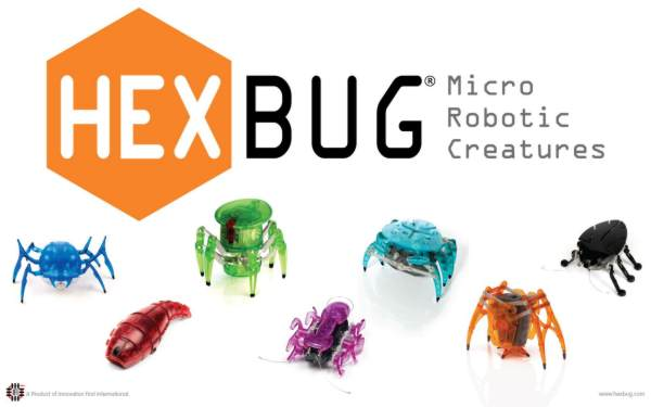 hexbug fire ant instructions
